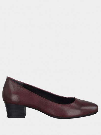Туфлі Marco Tozzi модель 2-2-22306-35 507 BORDEAUX ANT. — фото 3 - INTERTOP