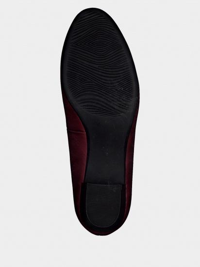 Туфлі Marco Tozzi модель 2-2-22306-35 507 BORDEAUX ANT. — фото 4 - INTERTOP