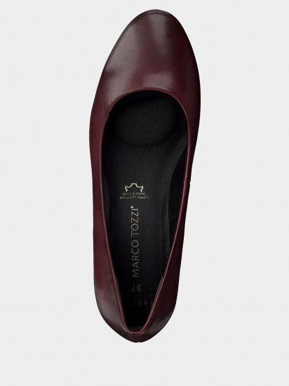 Туфлі Marco Tozzi модель 2-2-22306-35 507 BORDEAUX ANT. — фото 5 - INTERTOP