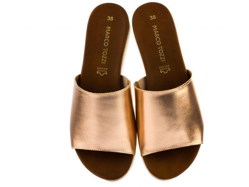 Шлёпанцы для женщин Marco Tozzi 3H6 модная обувь, 2017