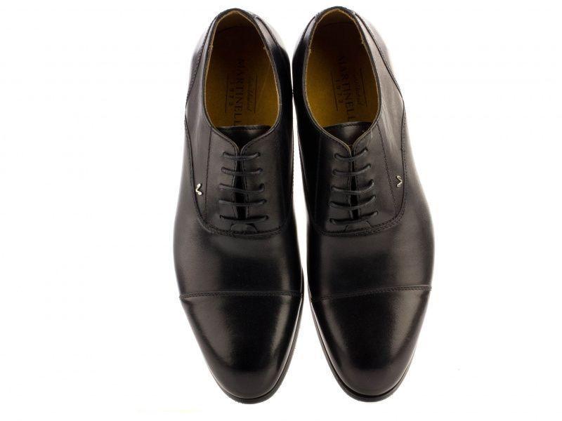 Полуботинки для мужчин MARTINELLI 3J15 размерная сетка обуви, 2017