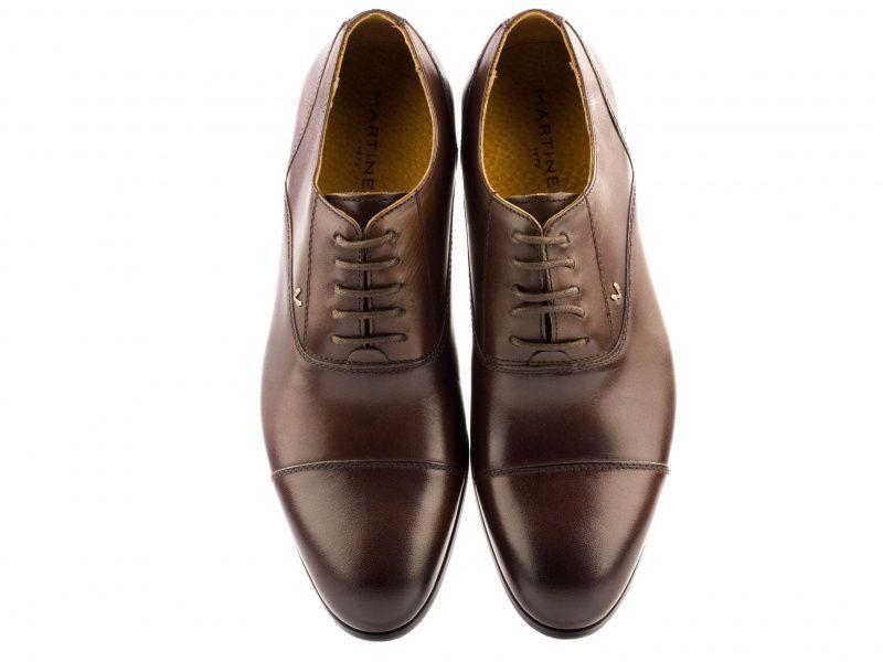 Полуботинки для мужчин MARTINELLI 3J28 размерная сетка обуви, 2017