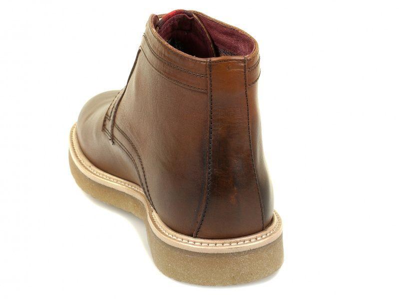Ботинки для мужчин MARTINELLI MESSON 1293 3J33 примерка, 2017