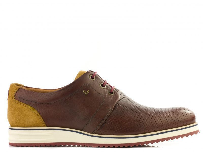 Полуботинки для мужчин MARTINELLI 3J9 брендовая обувь, 2017