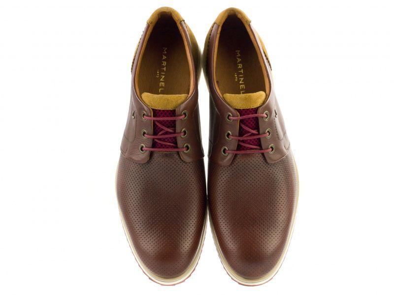 Полуботинки для мужчин MARTINELLI 3J9 цена обуви, 2017