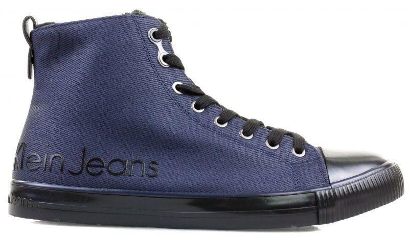 Ботинки мужские Calvin Klein Jeans 3M17 брендовая обувь, 2017