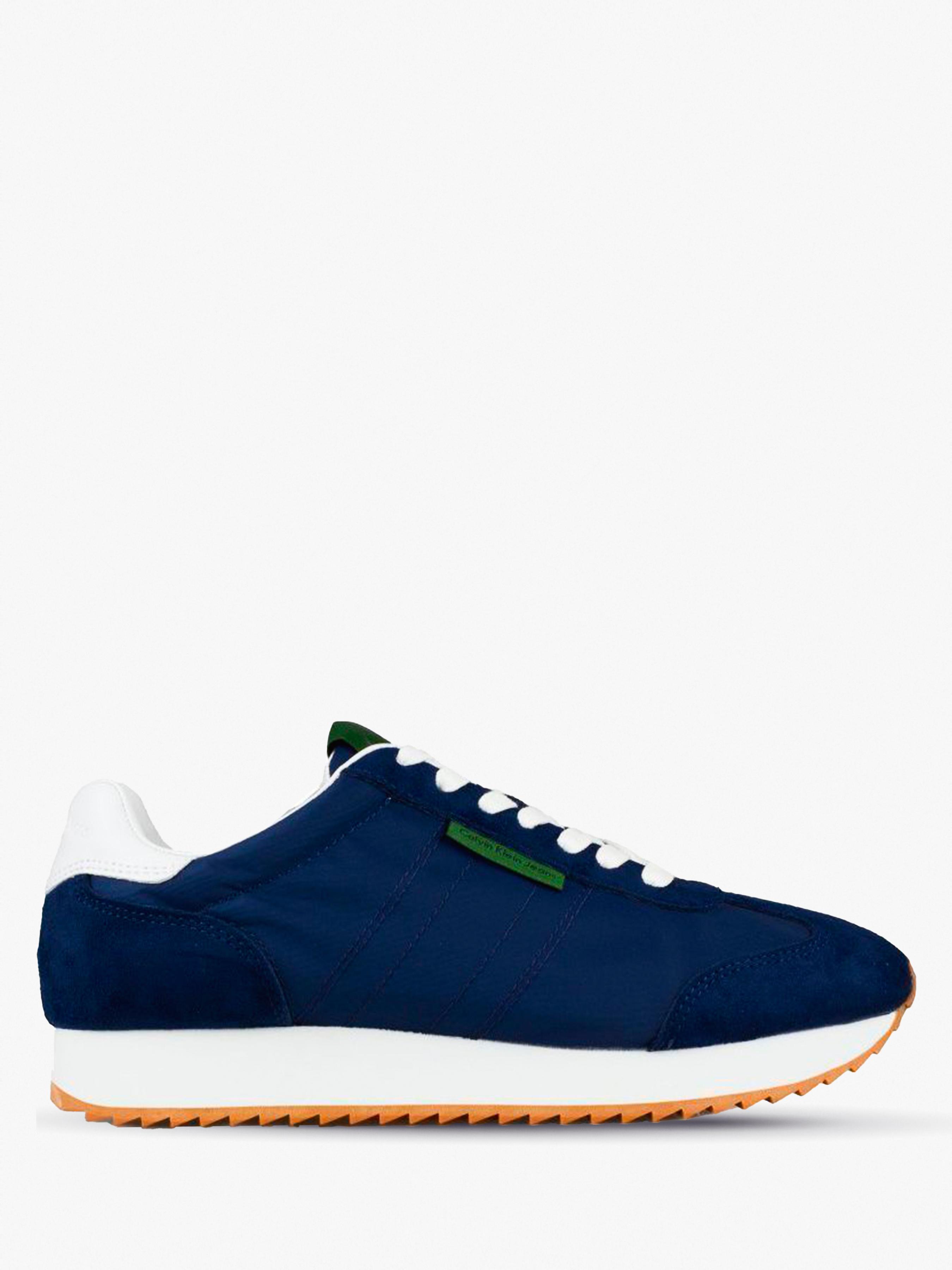 Купить Кроссовки мужские Calvin Klein Jeans 3M44, Синий