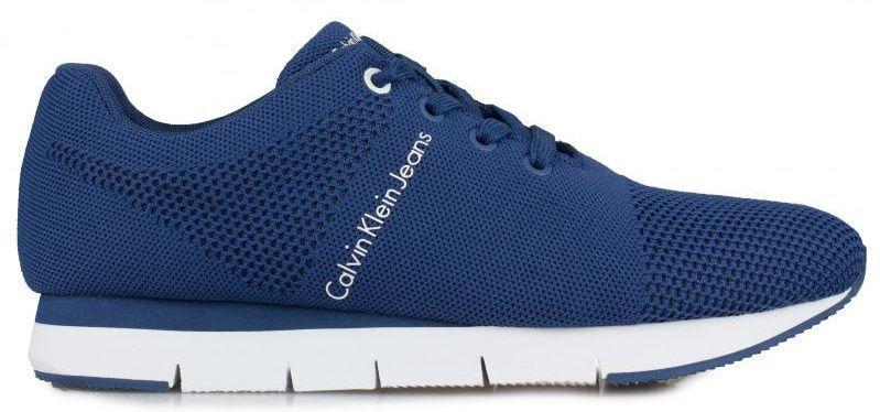Купить Кроссовки мужские Calvin Klein Jeans 3M53, Синий