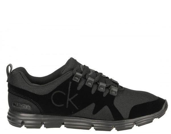 Купить Кроссовки мужские Calvin Klein Jeans 3M62, Черный