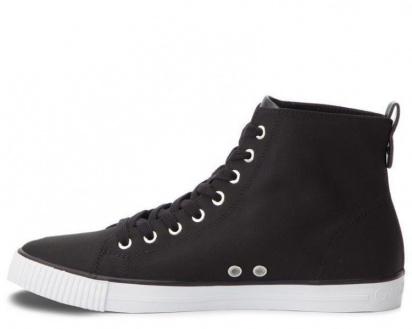Кеды мужские Calvin Klein Jeans кеди чол. (40-45) SE8587/BLK брендовая обувь, 2017