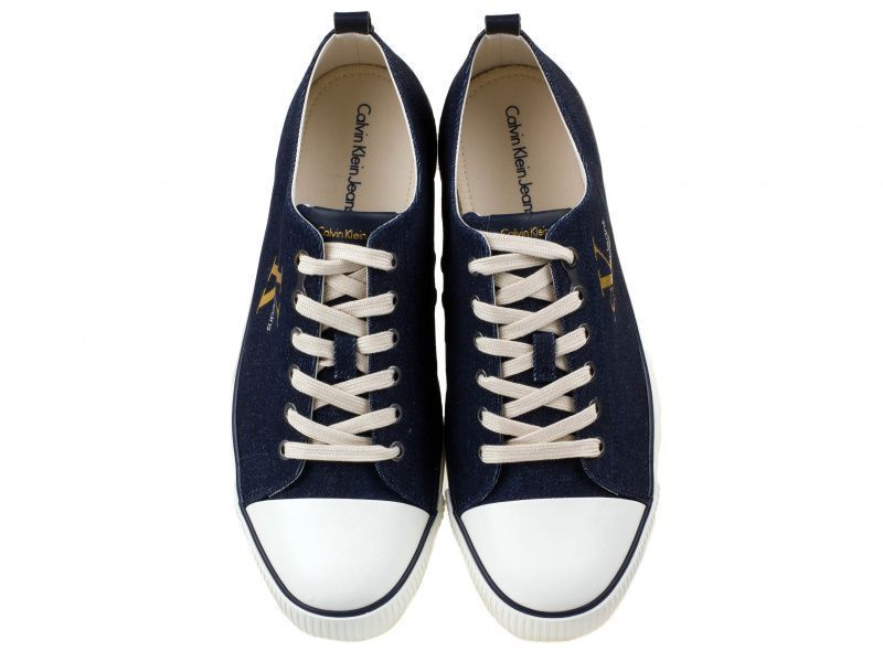 Кеды для мужчин Calvin Klein Jeans ARTURO METAL DENIM 3M7 размеры обуви, 2017