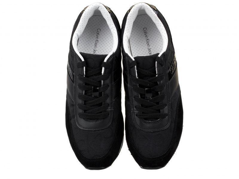 Кроссовки для мужчин Calvin Klein Jeans JUAN CK LOGO JACQUARD/SUEDE 3M9 купить в Украине, 2017