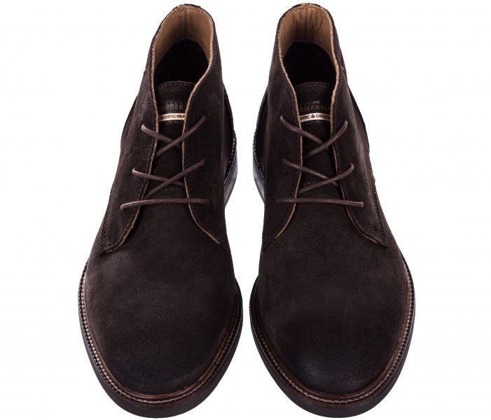Ботинки для мужчин Salamander 3O18 стоимость, 2017