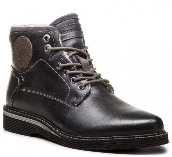 Ботинки для мужчин Salamander 3O19 модная обувь, 2017