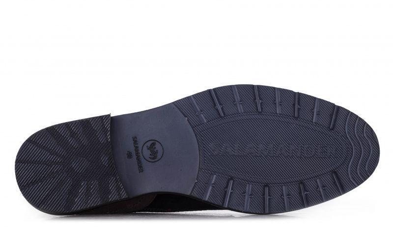 Ботинки для мужчин Salamander 3O20 , 2017