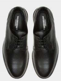 Полуботинки для мужчин Salamander 3O35 брендовая обувь, 2017