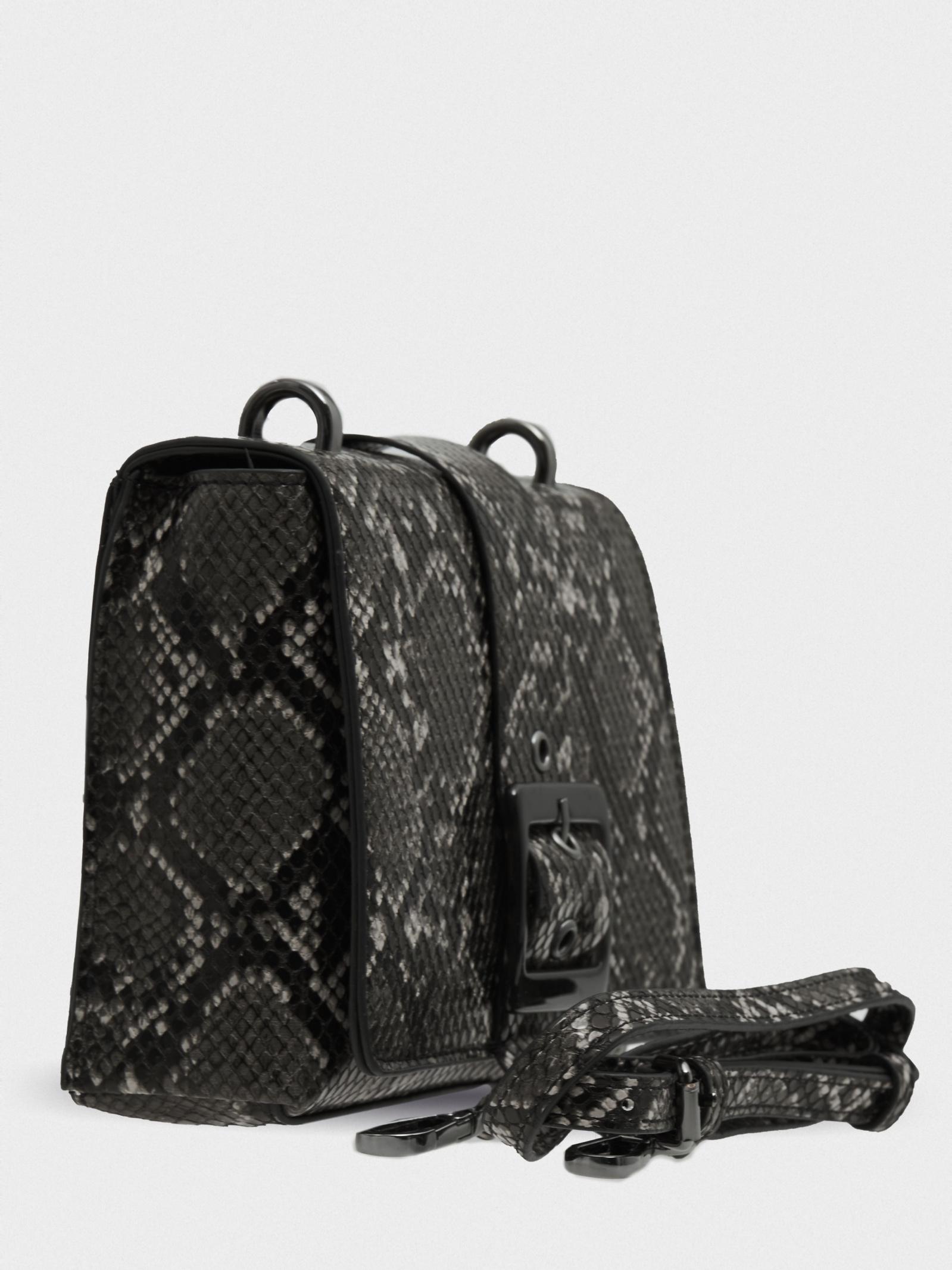 Сумка  Marco Tozzi модель 61017-24-021 black/snake приобрести, 2017