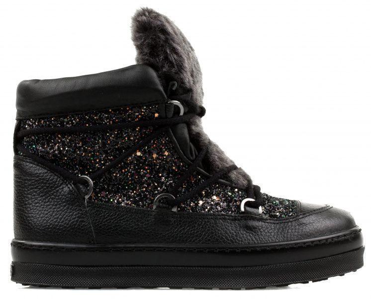 Ботинки для женщин UNISA FRESH_GL_CEV BLACK Заказать, 2017