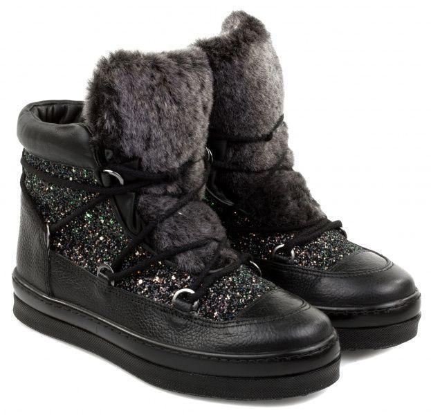 Ботинки для женщин UNISA FRESH_GL_CEV BLACK купить обувь, 2017