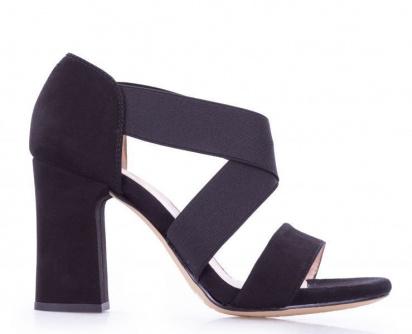Босоніжки  жіночі UNISA WANGE_KS BLACK модне взуття, 2017