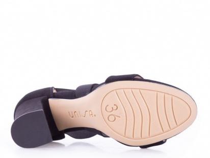 Босоніжки  жіночі UNISA WANGE_KS BLACK купити взуття, 2017