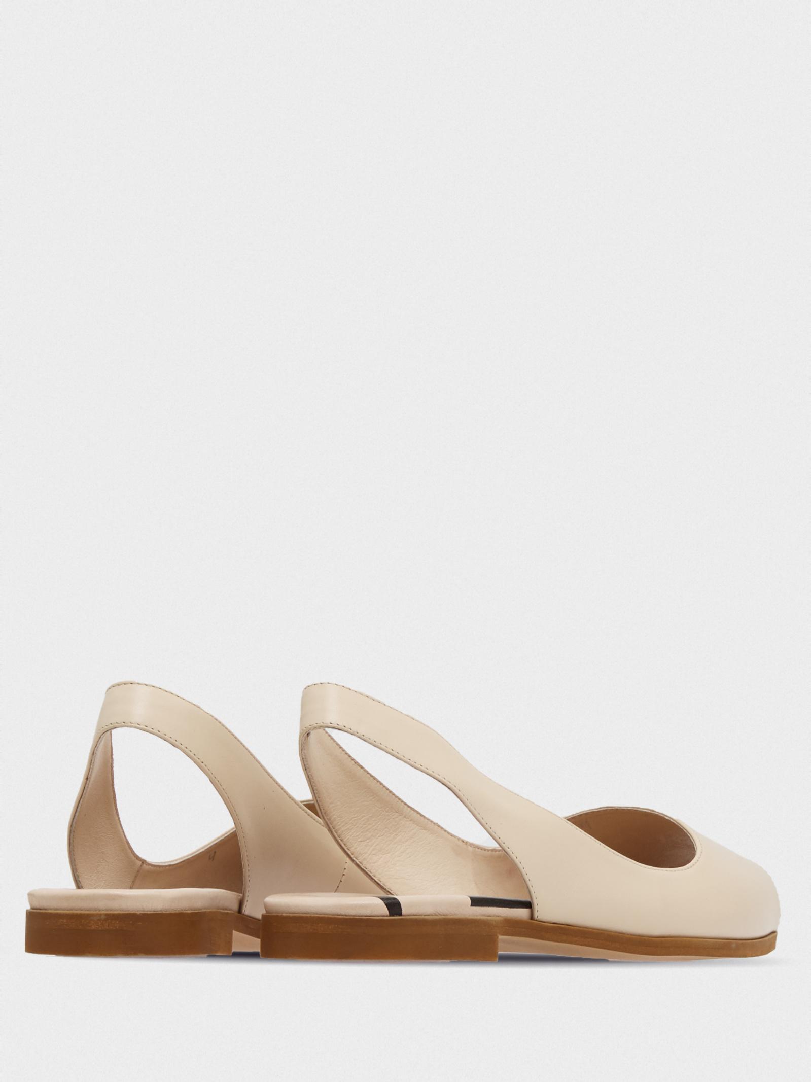Босоніжки  для жінок Fereski 1234-53  BEG купити взуття, 2017