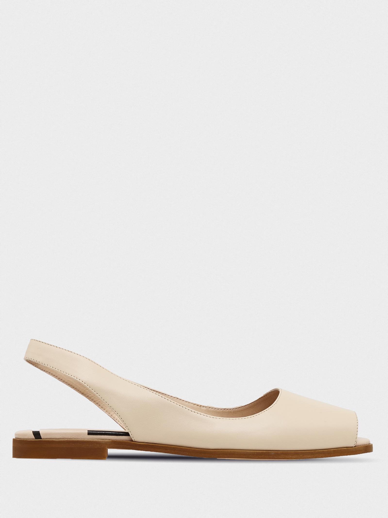 Босоніжки  для жінок Fereski 1234-53  BEG брендове взуття, 2017