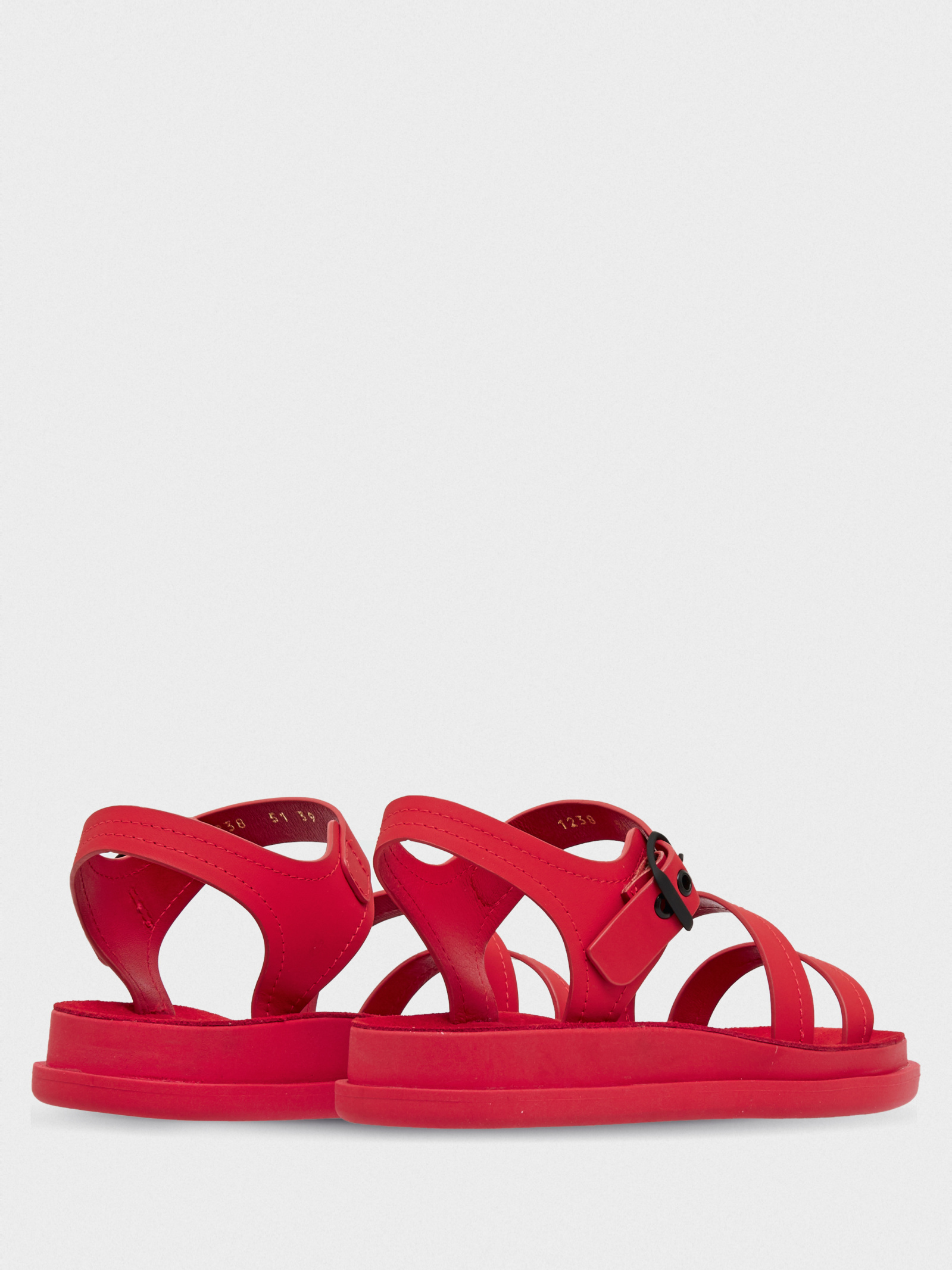 Сандалі  для жінок Fereski 1238-51 RED купити взуття, 2017