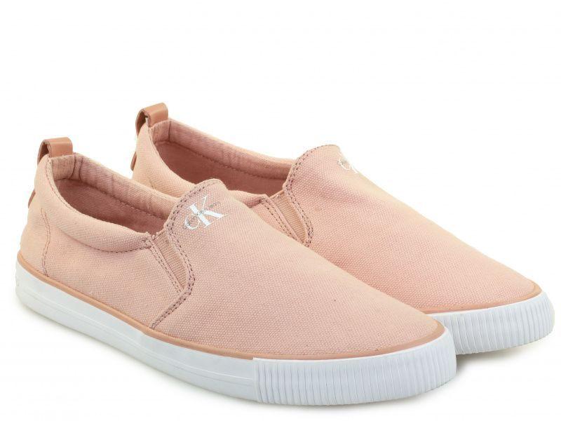 Cлипоны для женщин Calvin Klein Jeans DOLLY CANVAS 3Y1 модная обувь, 2017