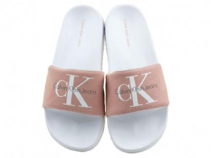 Шлёпанцы женские Calvin Klein Jeans CHANTAL HEAVY CANVAS RE9587/DSK выбрать, 2017