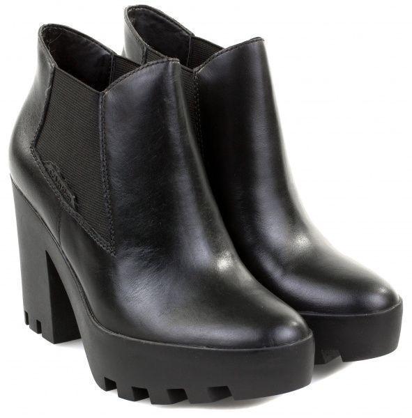 Купить Ботинки женские Calvin Klein Jeans 3Y28, Черный