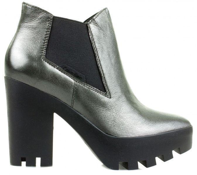 Купить Ботинки женские Calvin Klein Jeans 3Y29, Бронзовый