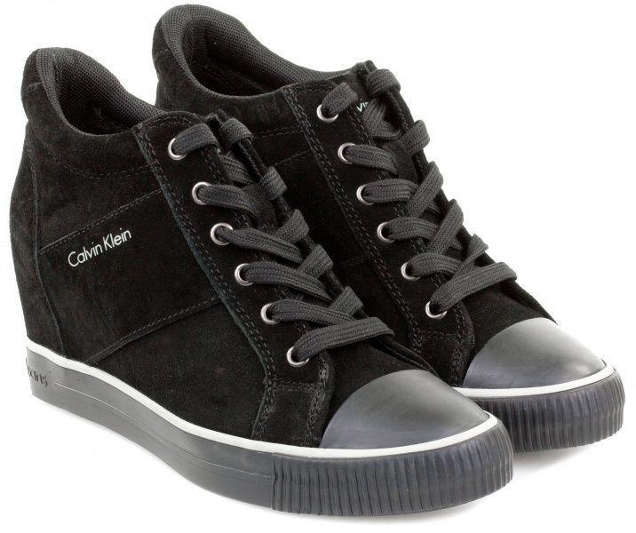 Купить Ботинки женские Calvin Klein Jeans 3Y30, Черный