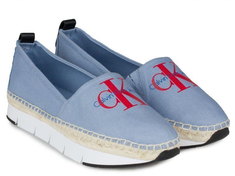 Слипоны для женщин Calvin Klein Jeans 3Y48 купить обувь, 2017