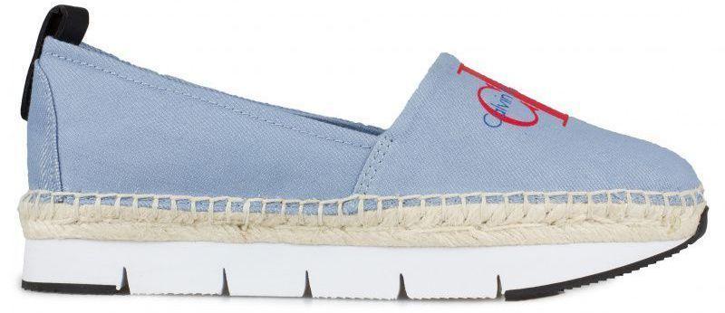 Слипоны для женщин Calvin Klein Jeans 3Y48 размеры обуви, 2017