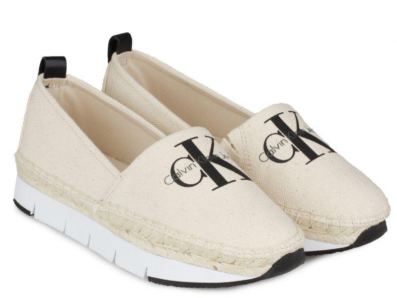 Слипоны для женщин Calvin Klein Jeans 3Y49 купить обувь, 2017