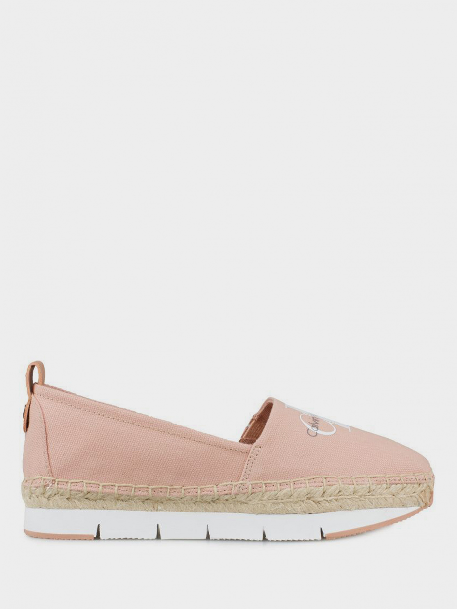 Слипоны для женщин Calvin Klein Jeans GENNA CANVAS R3768/DSK цена, 2017