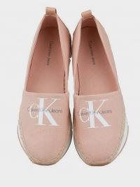 Слипоны для женщин Calvin Klein Jeans GENNA CANVAS R3768/DSK примерка, 2017