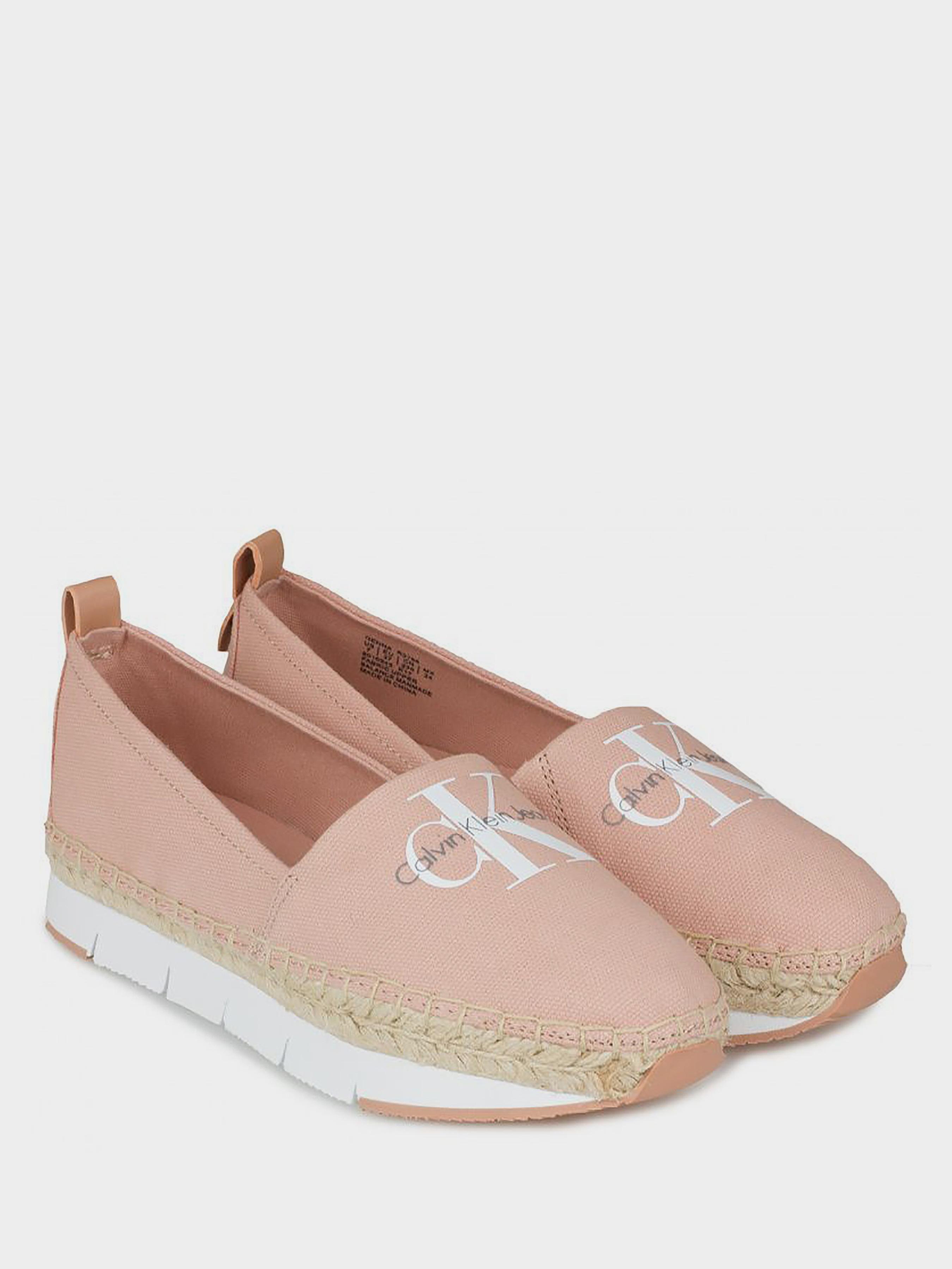 Cлипоны для женщин Calvin Klein Jeans GENNA CANVAS 3Y6 модная обувь, 2017
