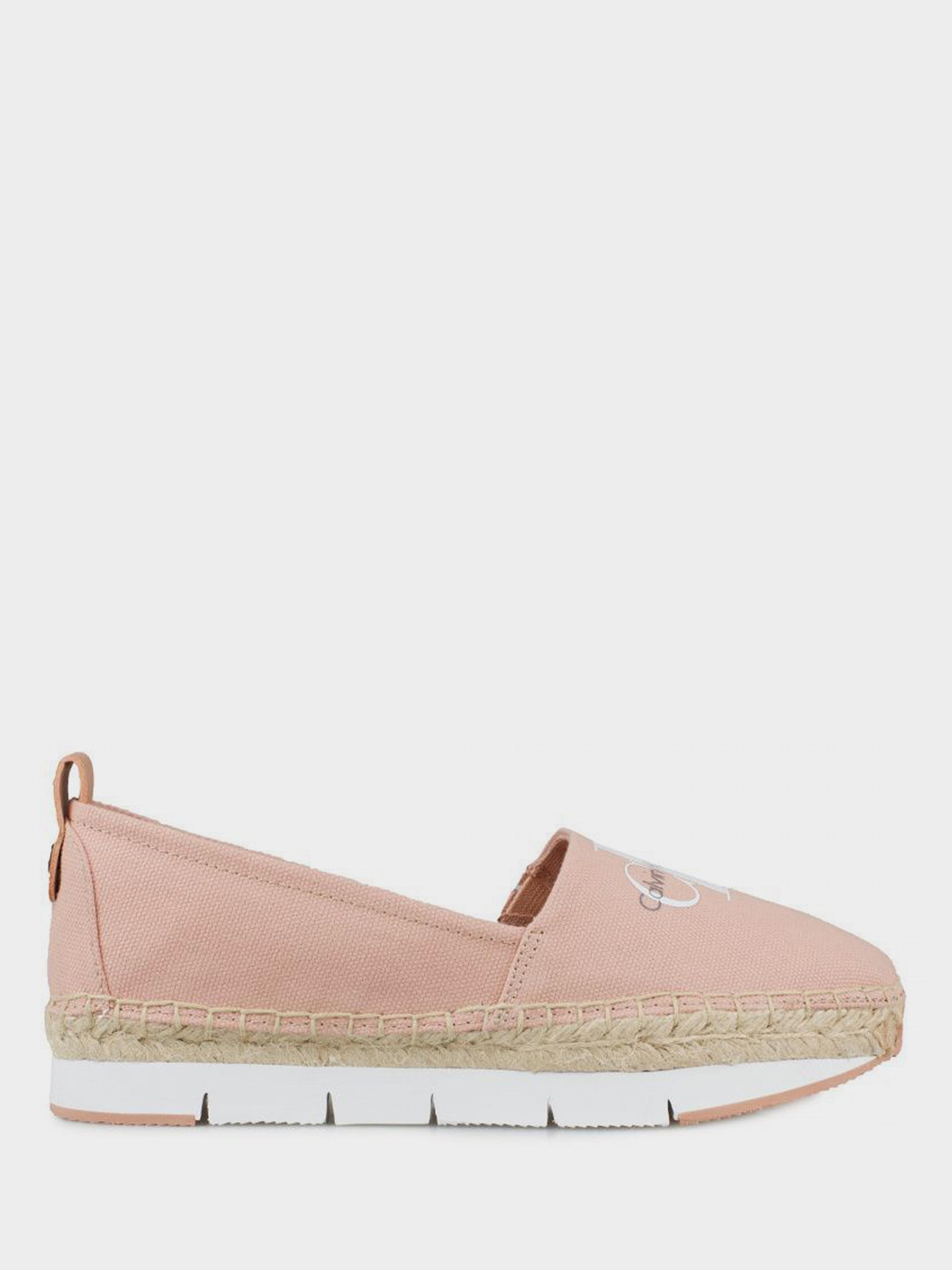 Cлипоны для женщин Calvin Klein Jeans GENNA CANVAS 3Y6 брендовая обувь, 2017