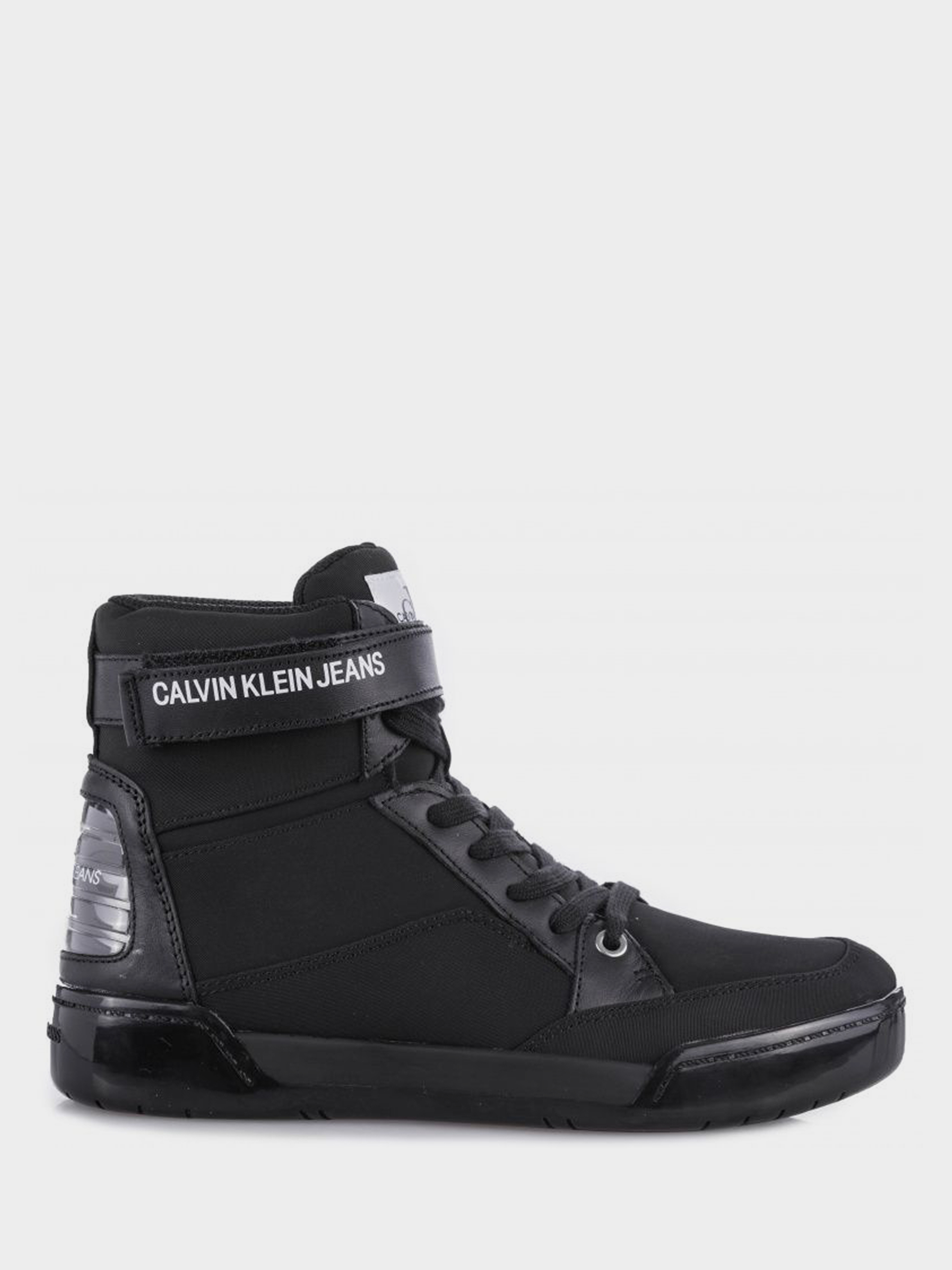 Купить Ботинки женские Calvin Klein Jeans 3Y70, Черный
