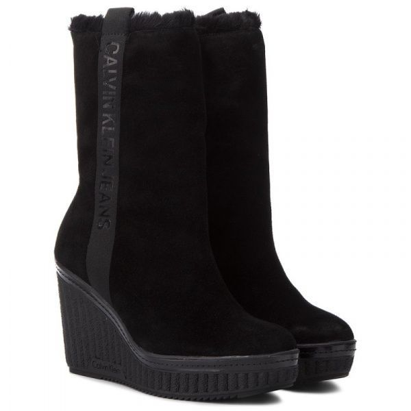 Сапоги для женщин Calvin Klein Jeans 3Y74 размеры обуви, 2017