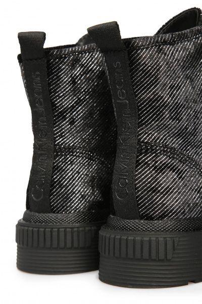 Черевики  для жінок Calvin Klein Jeans RE9779/BLK купити в Iнтертоп, 2017