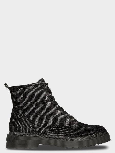 Купить Ботинки женские Calvin Klein Jeans 3Y75, Черный