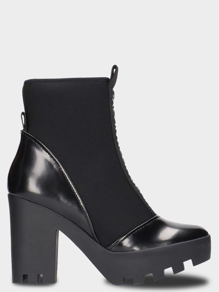 Купить Ботинки женские Calvin Klein Jeans 3Y77, Черный