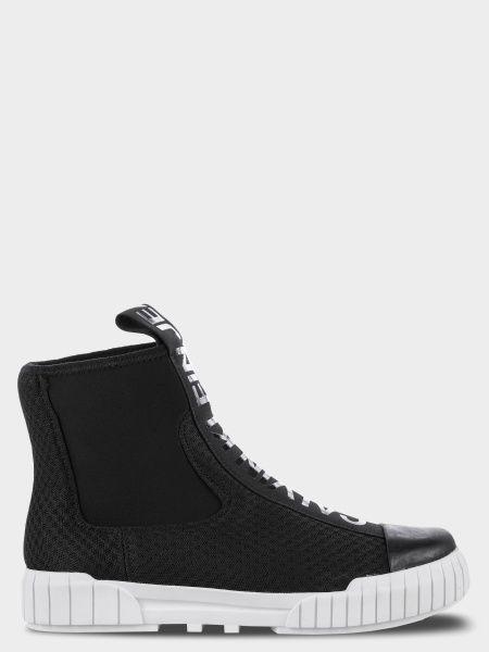 Купить Ботинки женские Calvin Klein Jeans 3Y78, Черный