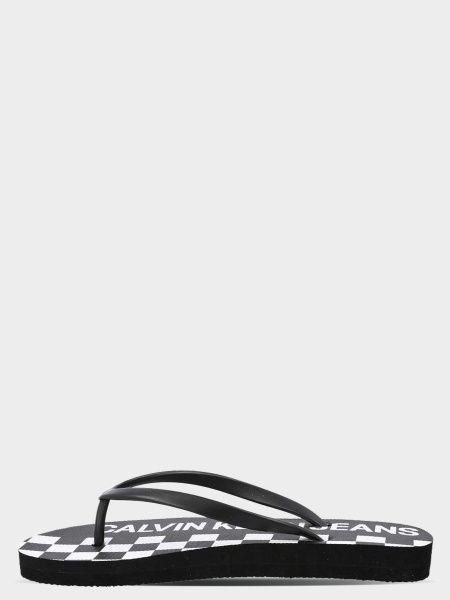 Шльопанці  для жінок Calvin Klein Jeans R7783/BLK фото, купити, 2017