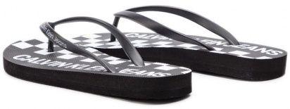 Шльопанці  для жінок Calvin Klein Jeans R7783/BLK брендове взуття, 2017