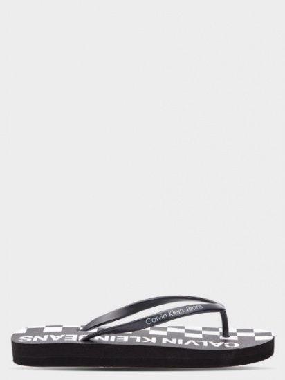 Шльопанці  для жінок Calvin Klein Jeans R7783/BLK продаж, 2017
