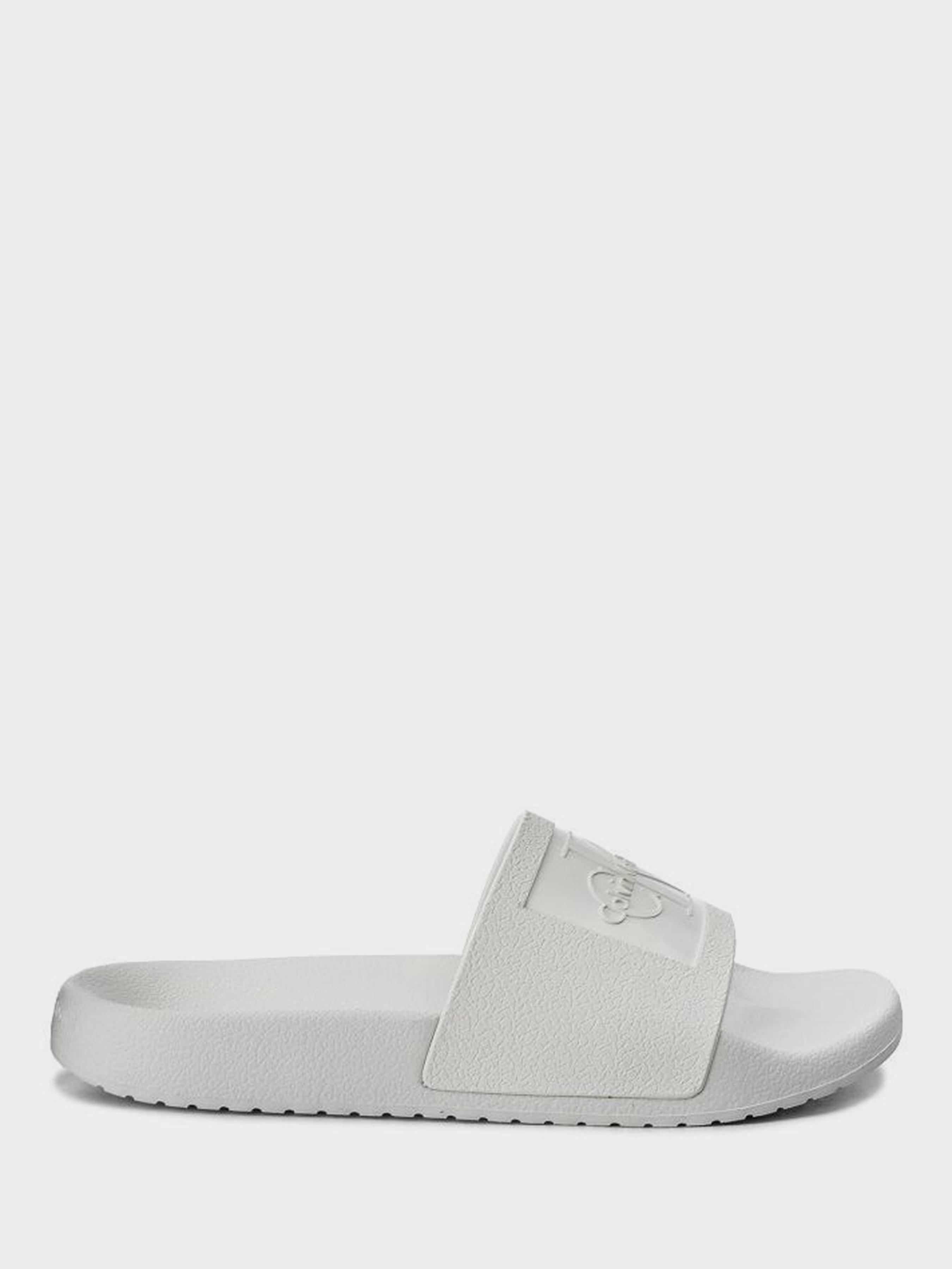 Купить Шлёпанцы женские Calvin Klein Jeans 3Y85, Белый